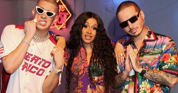 Vừa được vinh danh ''Nữ hoàng nhạc rap'' chưa lâu, Cardi B lại tiếp tục lập kỷ lục ''khủng''