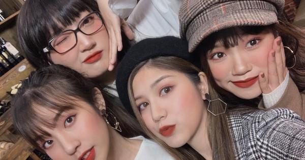 Chỉ với một bức ảnh, An Japan đã ''lăng xê'' thành công cả dàn gái xinh xung quanh mình