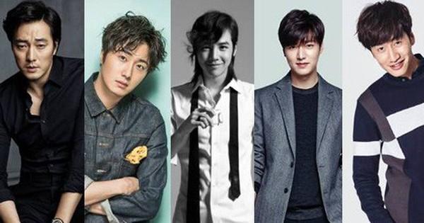 Tiếp tục chơi ''thử thách 10 năm'' hộ 5 diễn viên Hàn: Bạn sẽ giật mình vì thanh xuân quá vội vã!