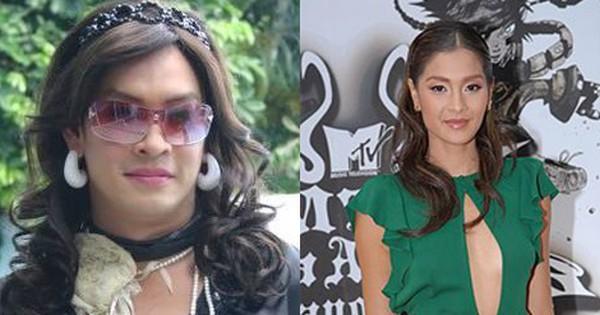 Bắt trend ''thử thách 10 năm'' cùng dàn diễn viên Thái: Người ''chuyển giới'' thành công, kẻ ''mặn mòi múi bụng''