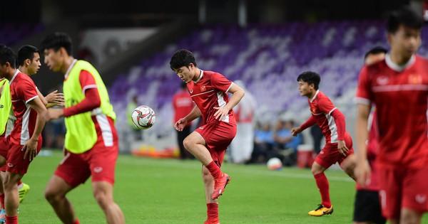 Báo thể thao hàng đầu Hàn Quốc ấn tượng với sự chăm chỉ của ĐTQG Việt Nam