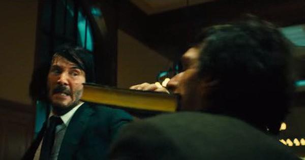 7 chi tiết thú vị ẩn giấu sau những cảnh bắn giết tàn khốc của trailer ''John Wick 3''