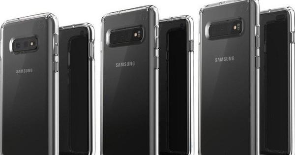 Lộ diện liền 3 phiên bản của Samsung Galaxy S10 trên báo chí, bao gồm cả mẫu giá rẻ