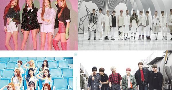 Đây chính là những ca khúc làm nên ''sự đổi đời'' của loạt nhóm nhạc Kpop đình đám hiện nay
