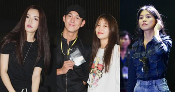 Dàn sao Việt cực rạng rỡ, Song Luân bất ngờ sóng đôi bên gương mặt trẻ này trong buổi tổng duyệt Gala Wechoice Awards
