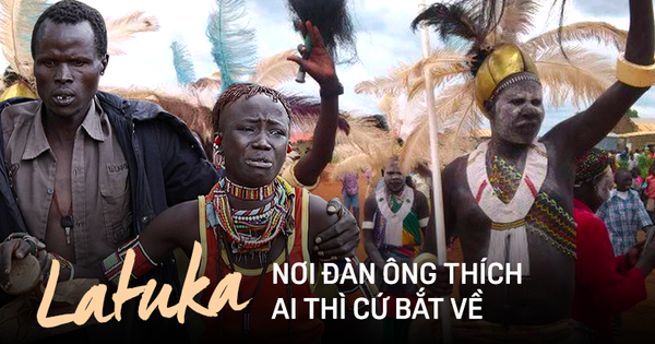 Sự thực về bộ lạc có tục hỏi vợ được xem là ''tàn nhẫn'' nhất thế giới: Thích ai thì bắt về trước, hỏi cưới sau, mặc cho nạn nhân than khóc đau khổ