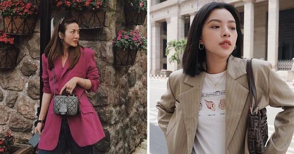 Ngắm street style của 10 sao Việt nổi tiếng mặc đẹp, bạn sẽ rút ra được bí kíp mặc blazer mùa lạnh thật ''chất''