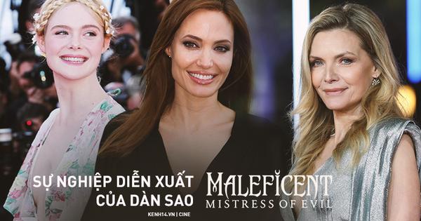Sự nghiệp diễn xuất củ dàn sao Maleficent 2: Từ tỷ phú Hollywood đến crush quốc dân đẹp như tiên giáng trần