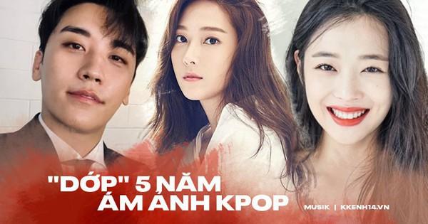''Dớp'' 5 năm ám ảnh của Kpop: Toàn sự kiện chấn động nhóm nhạc quốc dân mất thành viên; kiện tụng, scandal khiến loạt idol rút khỏi làng giải trí