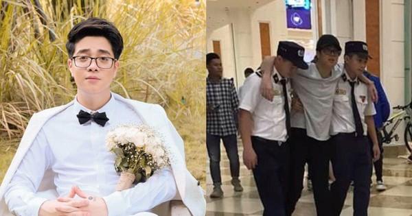 Bùi Anh Tuấn bị thương nhưng vẫn cố đi tổng duyệt chương trình, fangirl xót: ''Bỏ hết đi chồng, về đây em nuôi!''