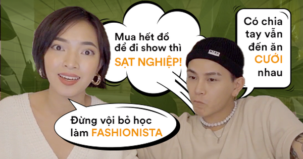 Châu Bùi - Decao làm vlog nói thật bằng hết: ''Mua hết đồ để đi show thì sạt nghiệp'', ''Có chia tay vẫn đến ăn cưới nhau''