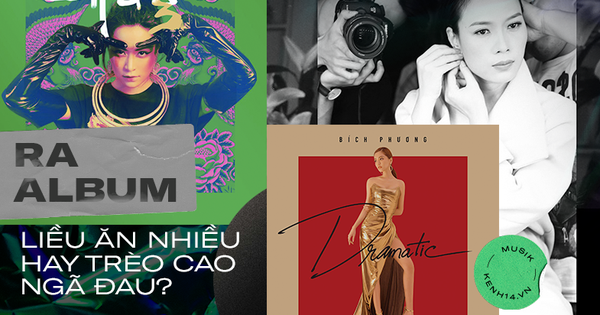 Phát hành album tại Việt Nam: Có nên ''liều ăn nhiều'' hay mãi e sợ ''trèo cao té đau''?