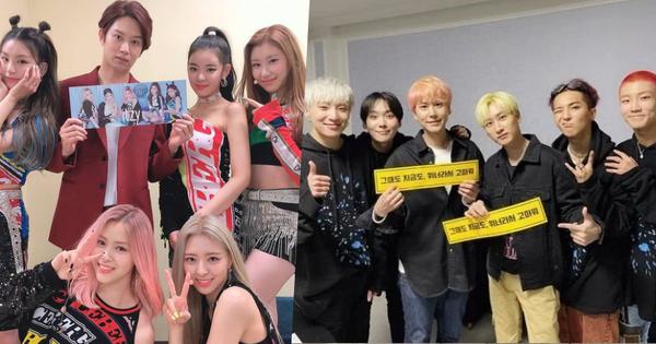 Quá đắng cho hậu bối nhà SM: Heechul thì làm trưởng FC ITZY, giờ lại xuất hiện thêm hội fanboy Super Junior tới cổ vũ nhiệt tình concert WINNER