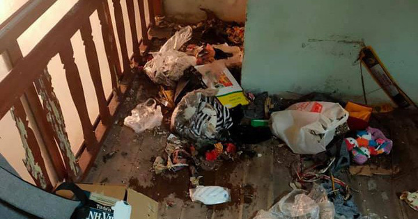 """Mạng xã hội sốc nặng với đống rác thải cực bẩn trong căn phòng trọ của 2 cô gái, thắc mắc """"thế này rồi họ ngủ đâu?"""""""
