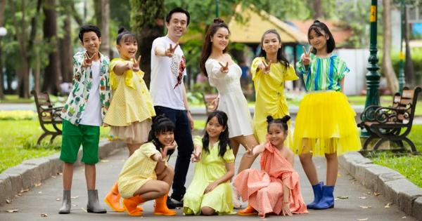 Tình trạng ô nhiễm không khí đáng báo động, Phạm Quỳnh Anh rủ học trò The Voice Kids thực hiện MV đầy ý nghĩa về môi trường