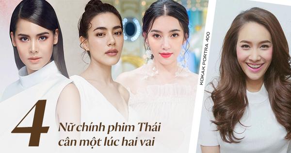 Mốt lạ phim Thái: Nữ chính cân hai vai, bánh bèo hay ''My Sói'' cũng không ngán