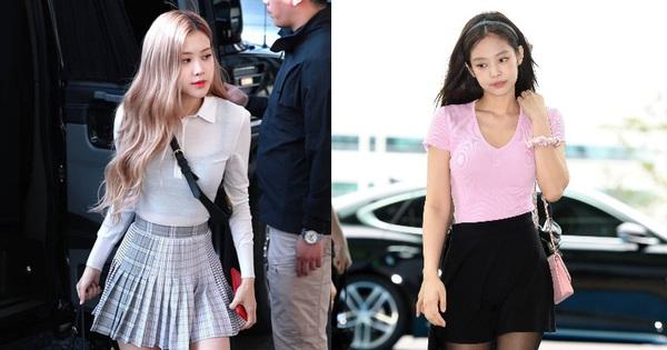 """5 cách diện chân váy ngắn ''max'' xinh của idol Hàn: Nàng nào cũng nên biết để còn """"hack'' dáng ảo diệu với người ta"""
