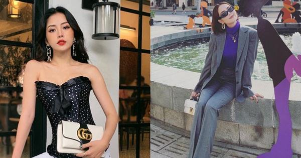 Street style sao Việt: Chi Pu diện áo corset khoe body nhỏ đến khó tin, Ngọc Trinh lại bất ngờ kín cổng cao tường