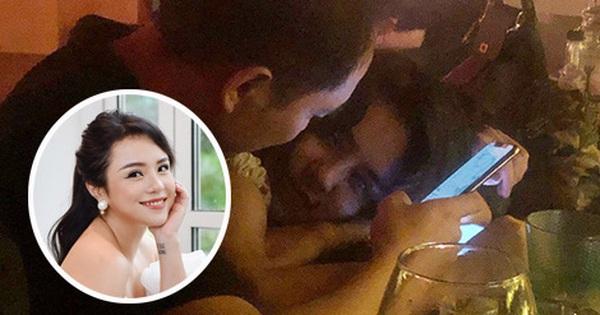 Thái Trinh bị bắt gặp thân thiết bên trai lạ, nghi vấn đã có tình mới hậu chia tay Quang Đăng