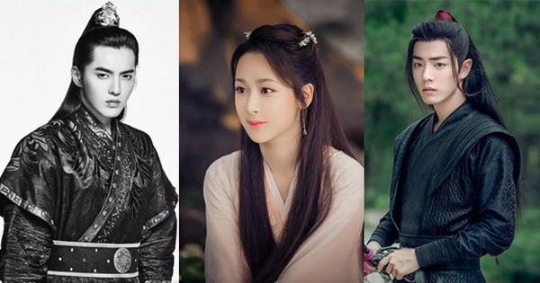 2 phim Trung thị phi cả rổ: Ngô Diệc Phàm - Dương Tử tranh ai diễn chính, Tiêu Chiến không tìm được người yêu?