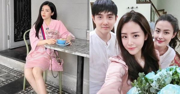Em chồng Đông Nhi: Diện áo dài hồng ngọt ngào, tay xách túi hơn 100 triệu nhưng nhan sắc tuổi 30 mới là điều dân tình ngưỡng mộ nhất