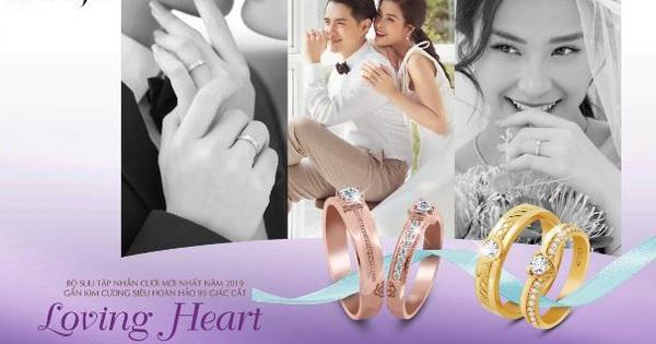 Sắm nhẫn cưới Wedding Land trúng iPhone 11 và vàng 999.9
