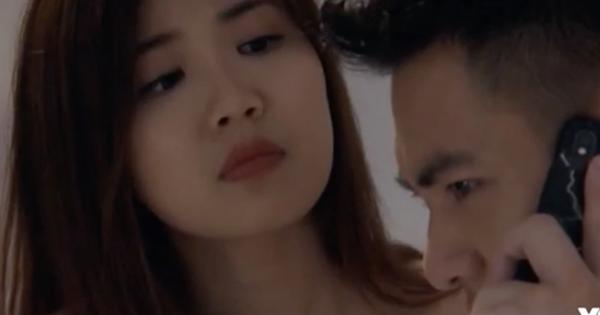 Hoa Hồng Trên Ngực Trái tập 29: Phi công bị San hiểu lầm ''màu tím'', Trà tiểu tam lại có cảnh nóng gây đỏ hết cả mặt!