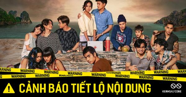 The Stranded: Phim sinh tồn đầu tiên của Thái ghi điểm nhờ kịch tính với cả rổ drama li kì