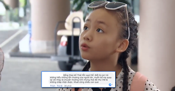 Khán giả Hoa Hồng Trên Ngực Trái tranh cãi kịch liệt vì lời thoại của Bống: Sao đạo diễn lại ''tập hư'' em nhỏ vậy?