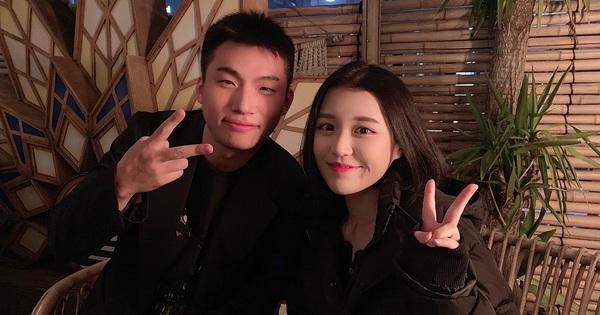 Han Sara khoe ảnh chụp cùng Daesung sau 6 ngày thành viên nhóm Big Bang xuất ngũ