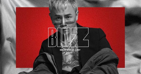 BINZ: 10 năm không yêu nhưng lại là gã trai hư si tình nhất Rap Việt, muốn có cái tai và cái tay của Touliver để làm nhạc