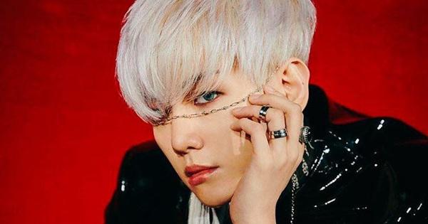 Baekhyun (EXO) đạt đỉnh cao nhan sắc với combo tóc trắng lens xanh, mê hoặc fan bởi thần thái cực xuất thần trong teaser come back