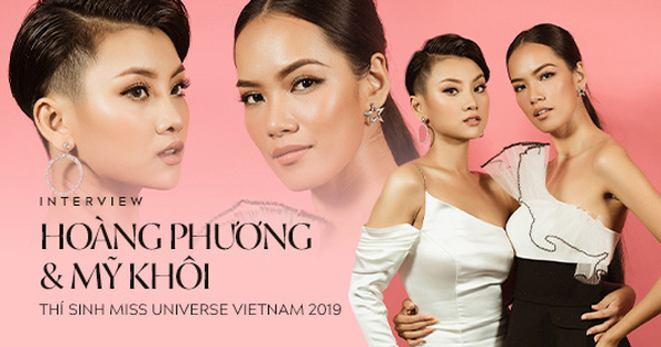 Hoa hậu Hoàn vũ VN: Mỹ Khôi trần tình khi bị gọi là Nữ hoàng drama, Hoàng Phương có nghĩ mình nhạt?