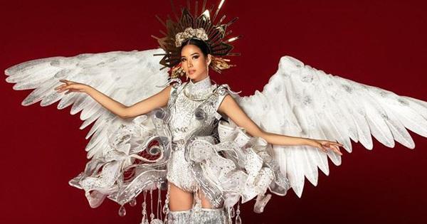 Netizen ủng hộ Hoàng Thùy mang trang phục ''Cò'' sải cánh tại ''Miss Universe 2019''