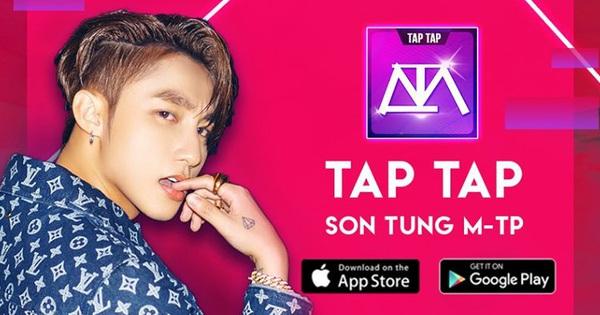 ''Sếp Tùng'' bất ngờ trình làng game mobile Tap Tap: Sơn Tùng M-TP đầy thú vị!