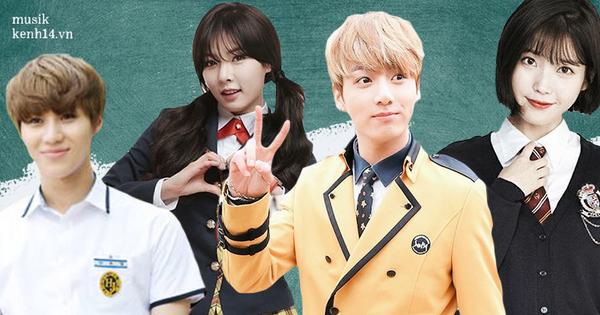 Loạt idol Kpop debut từ khi mới ngồi ghế nhà trường: Huyền thoại nhạc Hàn ra mắt năm 13 tuổi; loạt em út nổi tiếng Jungkook, Seungri, Suzy... bước chân vào nghề khi mới 15