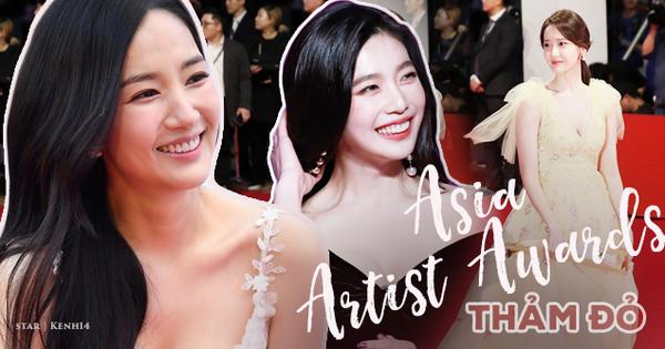 Đây là dàn nữ thần Kbiz sắp khiến thảm đỏ AAA 2019 ở Việt Nam ''nổ tung'': Yoona, ''Thư ký Kim'' hay thiên thần lai đỉnh hơn?