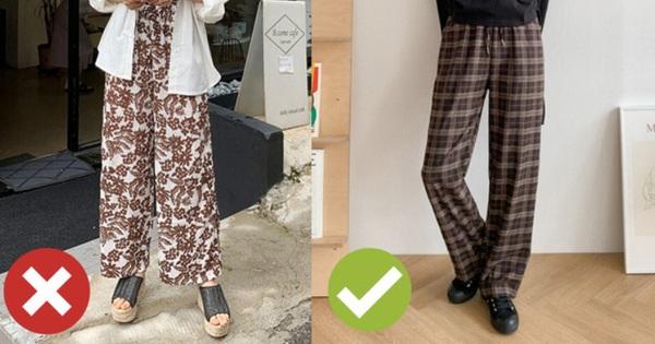 Shopping thông thái là nên ''né'' 3 kiểu quần sau, bởi nhiều nàng sẽ chẳng biết mặc thế nào cho đẹp và chuẩn mốt