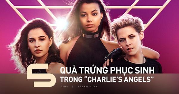 5 chi tiết ẩn mà các khán giả mê Charlie''s Angels tinh ý có thể nhận ra ngay ở phiên bản 2019