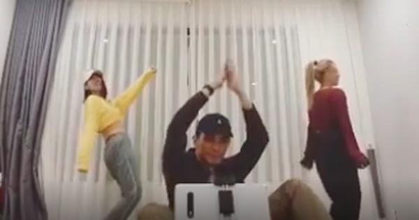 Min bỗng dưng ''ham nhảy'', cover hit của HyunA siêu mượt làm ai cũng háo hức mong chờ lần comeback tới sẽ là 1 MV dance thật xịn!