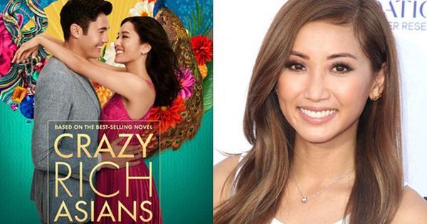 ''Rich Kid'' Brenda Song bị từ chối thử vai Crazy Rich Asians vì ''không giống người châu Á''?