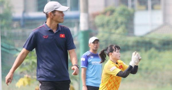 Chuyên gia Nhật Bản tự tin tuyển nữ Việt Nam sẽ vô...