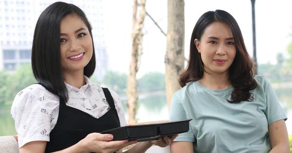 Cùng nghỉ việc mà chẳng hề nuối tiếc, Khuê và San (Hoa Hồng Trên Ngực Trái) đang ủ mưu làm vợ đại gia?