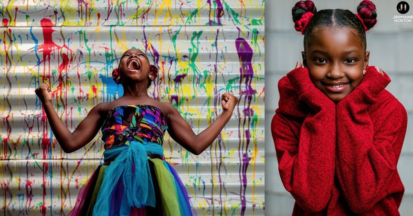 Bị trường cấm chụp hình vì nhuộm tóc, cô bé 8 tuổi được nhiếp ảnh gia tặng gói lookbook sống ảo xịn gấp bội lần