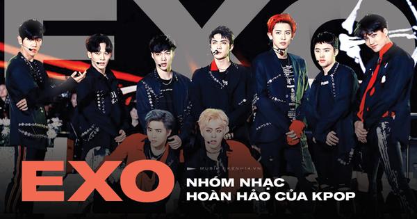 EXO đúng là boygroup giỏi toàn diện: Là một nhóm thì chuẩn ông hoàng Kpop, tách lẻ ra mỗi người đều nổi bần bật với những sở trường riêng