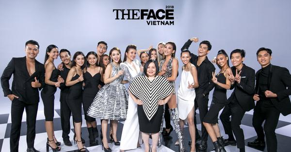 """""""The Face Vietnam 2018"""" chính thức nhận giải """"Chương trình không kịch bản xuất sắc nhất Việt Nam"""" tại Singapore"""