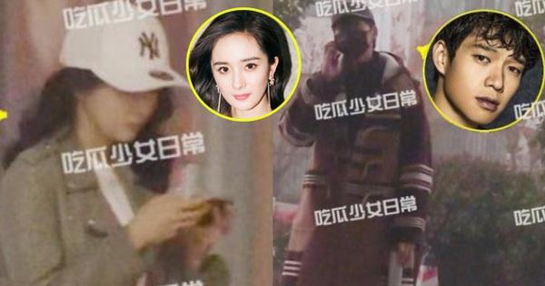 NÓNG: Paparazzi tóm sống Dương Mịch và tình trẻ vào khách sạn, 6 giờ sáng hôm sau mới lén lút đi ra