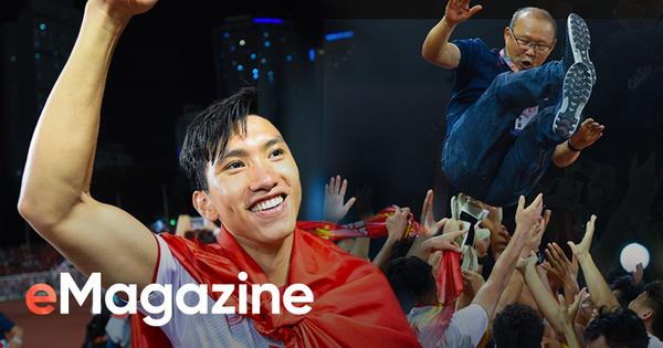 Việt Nam vô địch SEA Games: 60 năm ấy chân không mỏi, mà đến bây giờ mới tới nơi…