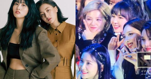 Rộ tin Jihyo và Momo bất ngờ xuất hiện tại SM, fan đồn đoán phải chăng TWICE và Red Velvet sắp có màn kết hợp đỉnh cao?