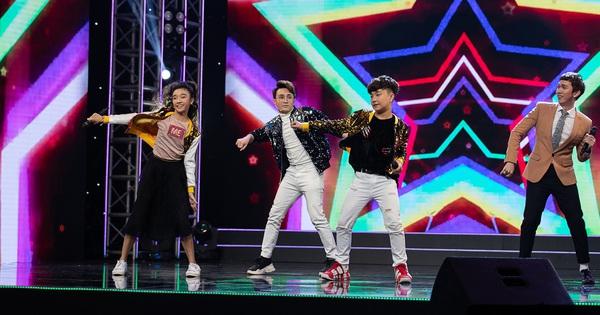 Cặp đôi vàng nhí: Được Huỳnh Lập khen ngợi và nhảy cùng, hot boy lai Hàn vẫn ngậm ngùi ra về